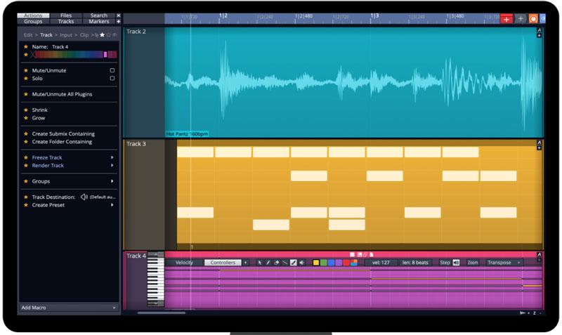 Recording-News