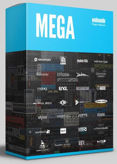 Plugin Alliance goes Subscription OUT NOW: The MEGA Bundle